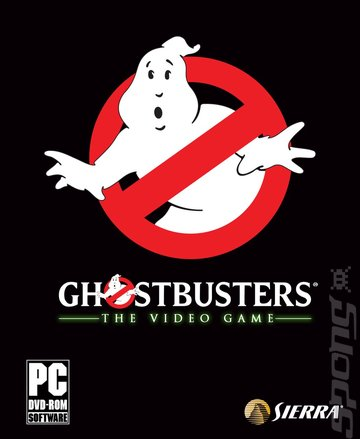 Ghostbusters The Video Game - PC Cover & Box Art