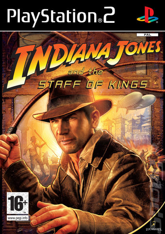 Indiana Jones and the Staff of Kings Xbox Ps3 Pc jtag rgh dvd iso Xbox360 Wii Nintendo Mac Linux