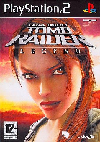 Covers & Box Art: Lara Croft Tomb Raider: Legend - PS2 (3 of 3)