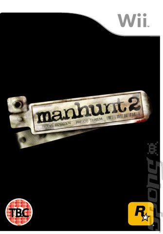 Manhunt 2 - Wii Cover & Box Art