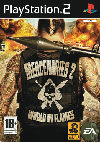Mercenaries 2 — World in Flames Xbox Ps3 Pc jtag rgh dvd iso Xbox360 Wii Nintendo Mac Linux