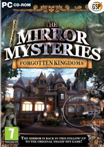 The Mirror Mysteries: Forgotten Kingdoms - PC Cover & Box Art
