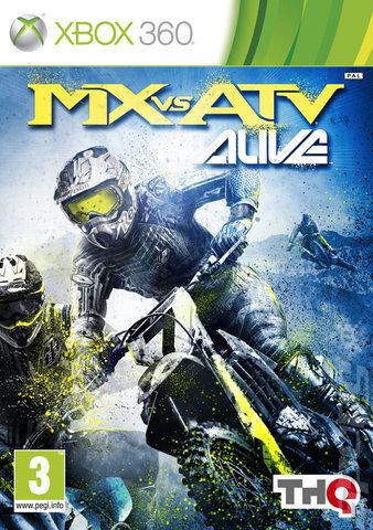 mx vs atv alive. MX vs. ATV Alive - Xbox 360
