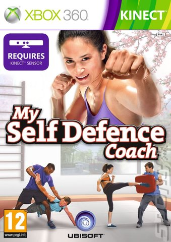 My Self Defence Coach - Xbox 360 Cover & Box Art