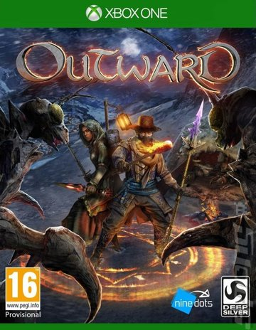 OUTWARD - Xbox One Cover & Box Art