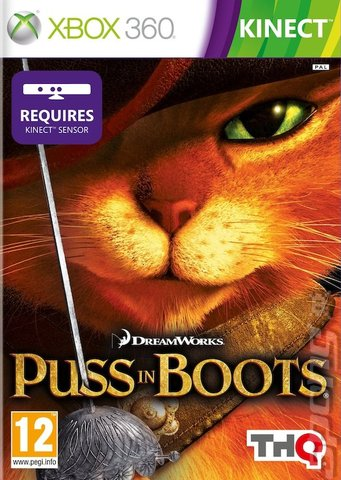 Download Puss In Boots XBOX 360 Torrent 2011