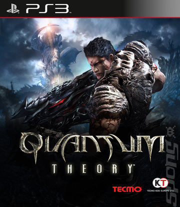 Quantum Theory - PS3 Cover & Box Art