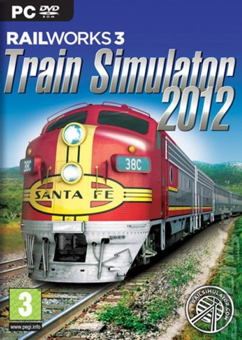 Free Download Game PC Railworks 3 Train Simulator 2012 Full