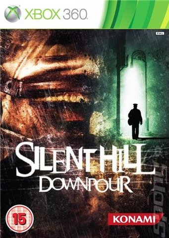 Silent Hill: Downpour - Xbox 360 Cover & Box Art