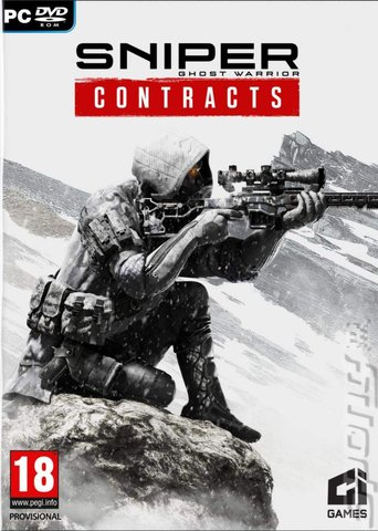 Sniper: Ghost Warrior: Contracts - PC Cover & Box Art