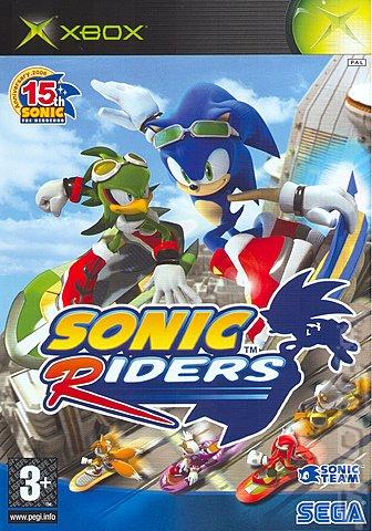 sonic riders psp