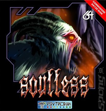 Soulless - C64 Cover & Box Art