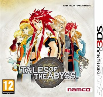 Tales of the Abyss 3DS Pal Box