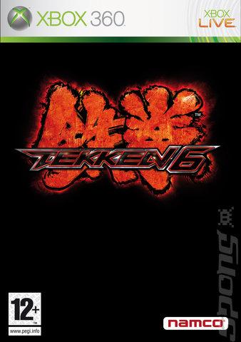 Covers Box Art Tekken 6 Xbox 360 5 Of 6