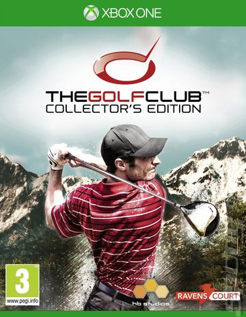 The Golf Club - Xbox One Cover & Box Art