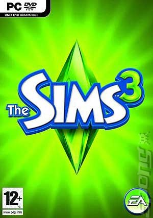Covers & Box Art: The Sims 3 - PC (4 of 4)