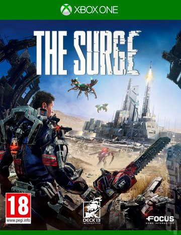 The Surge - Xbox One Cover & Box Art