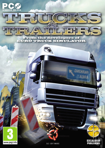 Download Euro Truck Simulator 2 Trucks and Trailers MULTI5 [PC ...