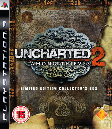 Covers & Box Art: Uncharted 2: Among Thieves - PS3 (5 of 8)Uncharted 2 Among Thieves Cover