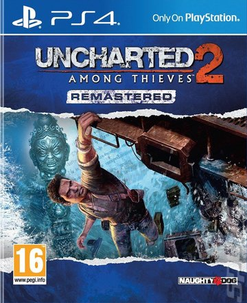 Covers Box Art Uncharted 2 Among Thieves Ps4 1 Of 2