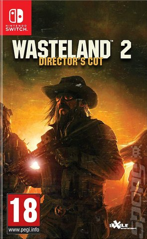 Wasteland 2 - Switch Cover & Box Art