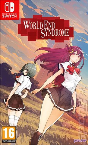 Worldend Syndrome - Switch Cover & Box Art