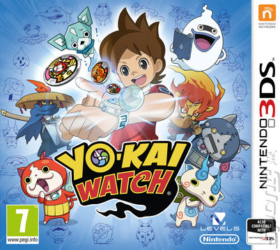 Yo-Kai Watch Editorial image