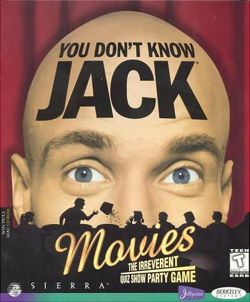 You Don?t Know Jack Movies - Power Mac Cover & Box Art