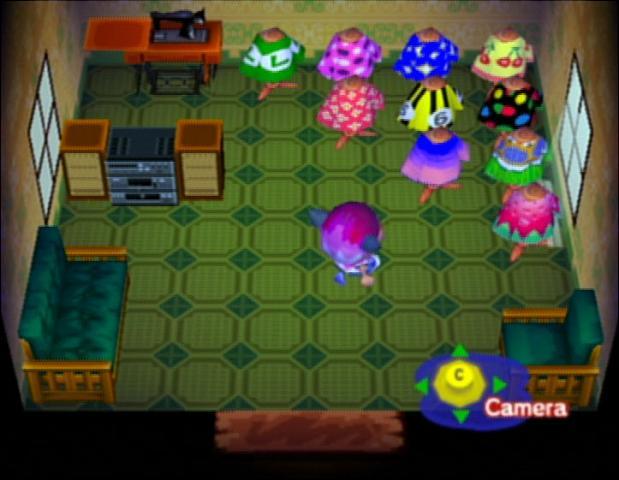 Animal crossing type games online