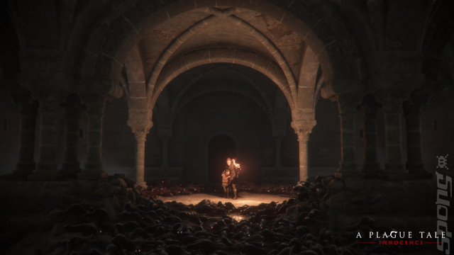A Plague Tale: Innocence - PS4 Screen