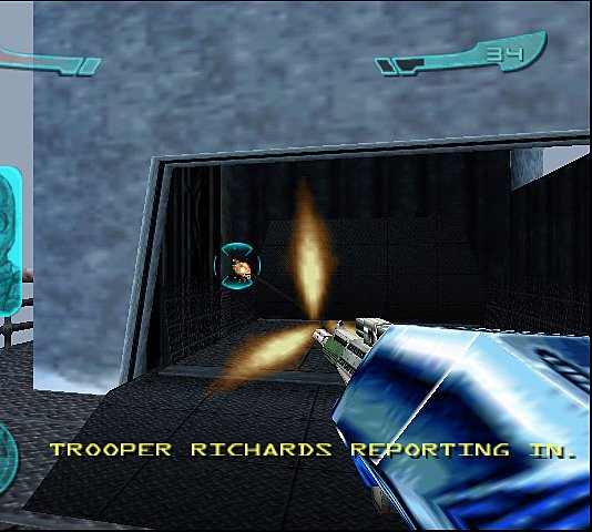 Armorines: Project S.W.A.R.M - N64 Screen