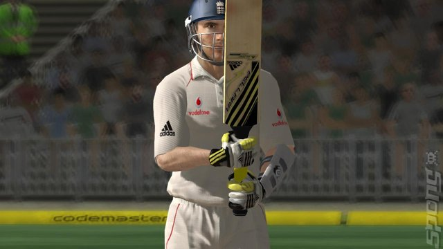 Ashes Cricket 2009 Editorial image