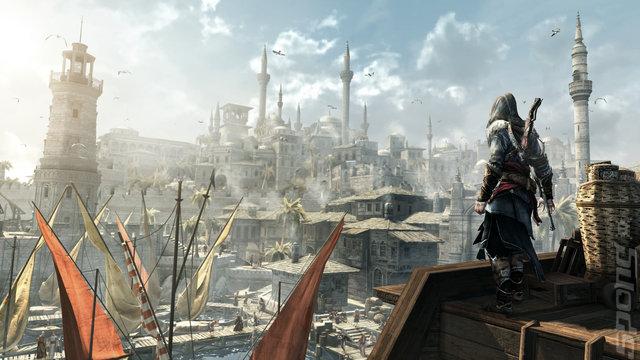 Assassins Creed Revelations Xbox 360   - Assassin's Creed: Revelations [XGD3][RF][ES]