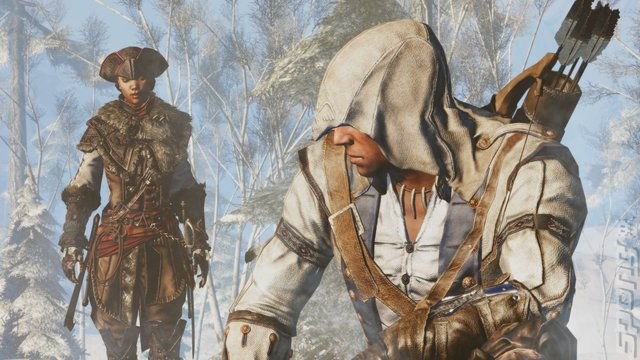 Assassin's Creed III Remastered - Xbox One Screen