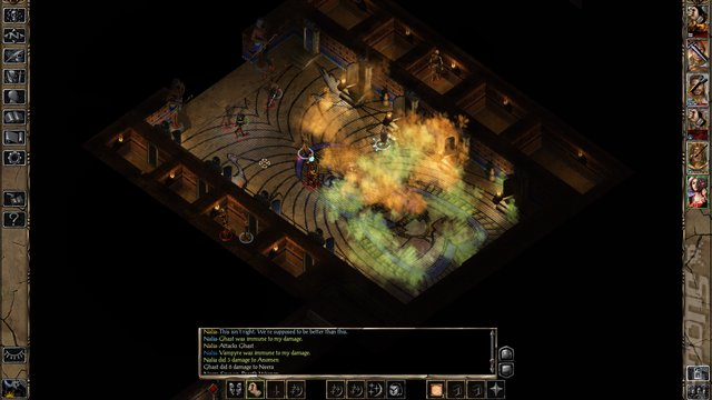 Baldur's Gate: Enhanced Edition and Baldur's Gate II: Enhanced Edition - Xbox One Screen