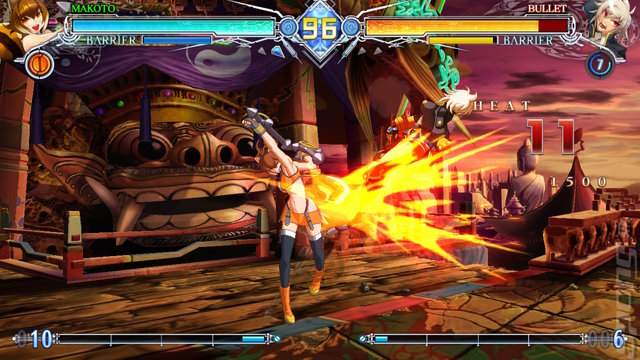 Screens: BlazBlue: Central Fiction - Switch (1 of 14)