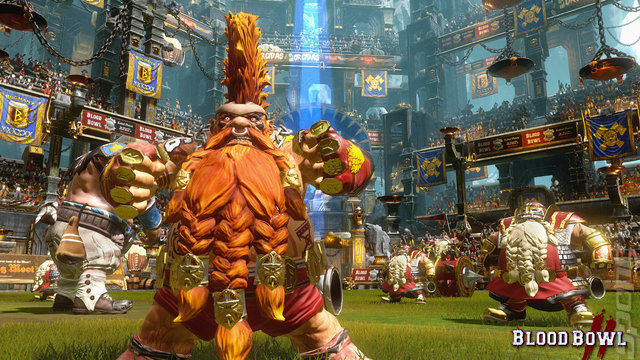 Blood Bowl 2: Legendary Edition - Xbox One Screen