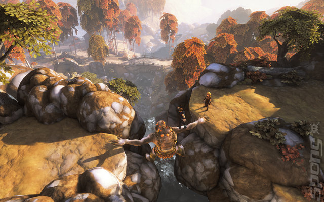 Brothers: A Tale of Two Sons - PC Screen