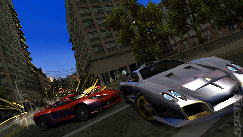 Screens: Burnout Dominator - PSP (23 of 34)