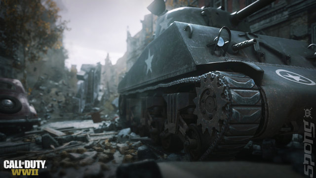 Call of Duty: WWII - PC Screen