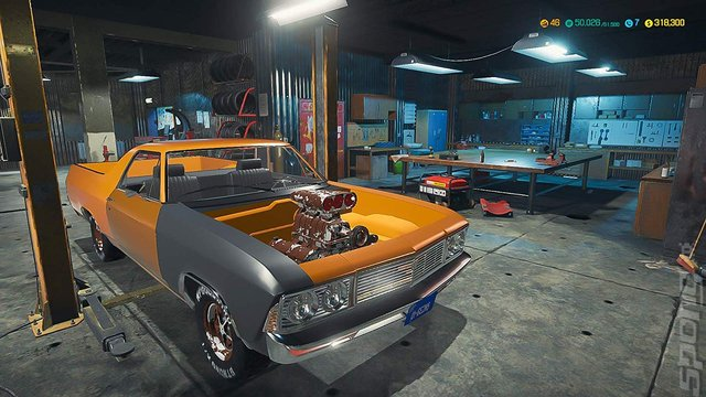Car Mechanic Simulator - PS4 Screen