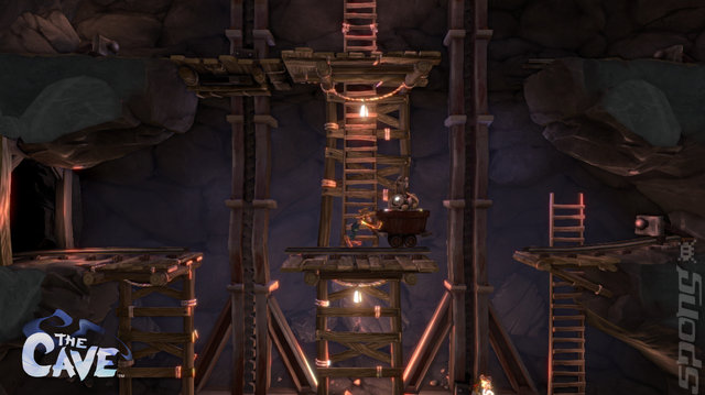 Puzzles, Adventure, Spelunking! Sega and Double Fine Productions Announce The Cave