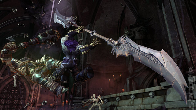 THQ's Bankruptcy Filing Reveals New Games