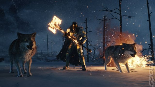 Destiny: Rise of Iron - Xbox One Screen