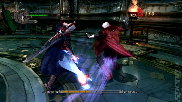 Devil May Cry 4 Compressed