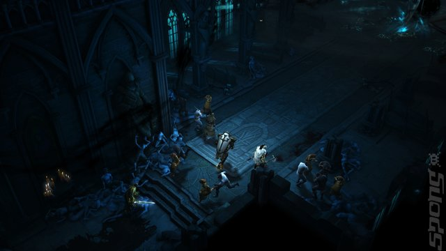 Diablo III: Reaper of Souls: Ultimate Evil Edition - PS4 Screen