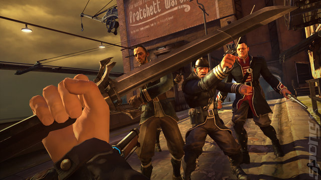 Dishonored Editorial image