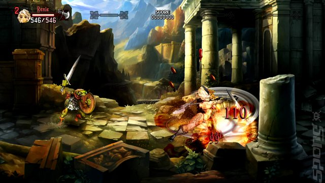 Dragon's Crown - PS4 Screen