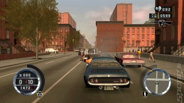 Screens: Driver: Parallel Lines - PS2 (2 of 60)