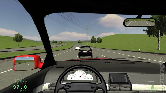 Car Simulator Games >> Screens: Driving Simulator - PC (1 of 9)